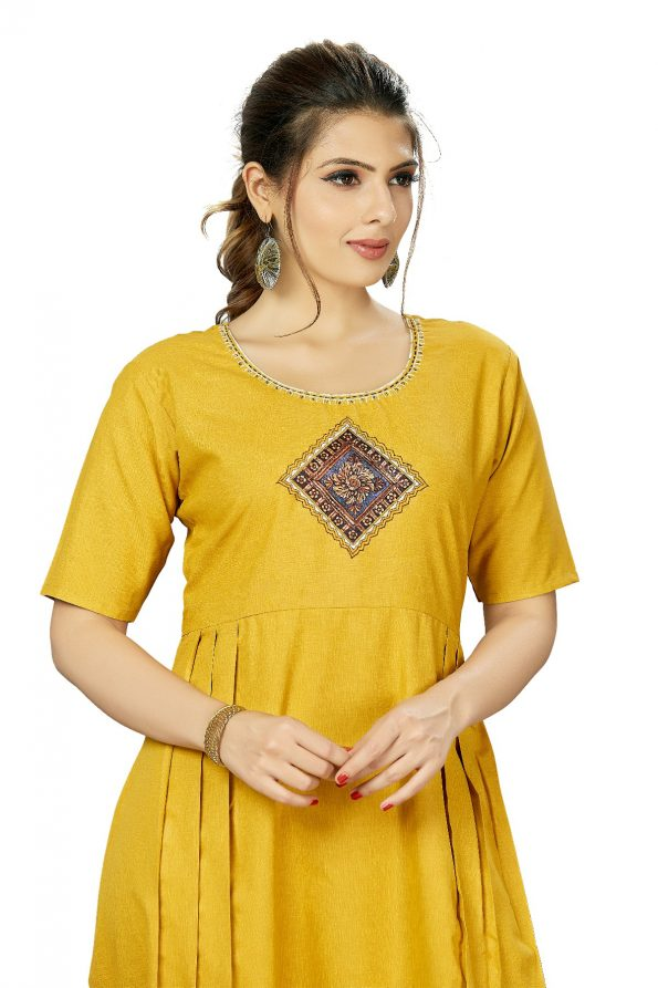 party wear kurtis online